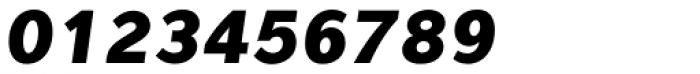 Interval Sans Pro Black Italic Font OTHER CHARS