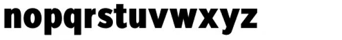 Interval Sans Pro Cond Black Font LOWERCASE