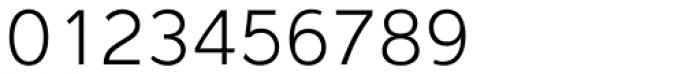 Interval Sans Pro Light Font OTHER CHARS