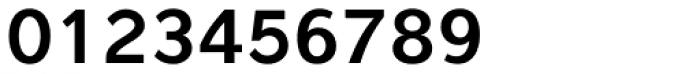 Interval Sans Pro SemiBold Font OTHER CHARS