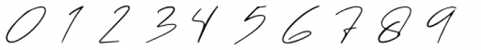 Intervensi Regular Font OTHER CHARS