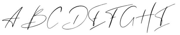 Intervensi Regular Font UPPERCASE