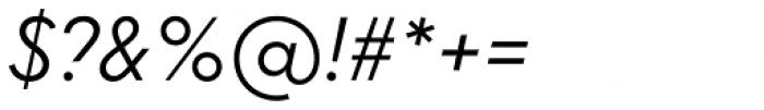 Intervogue Regular Oblique Font
