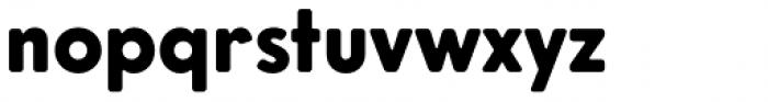 Intervogue Soft Alt Black Font LOWERCASE