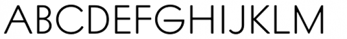 Intervogue Soft Alt Light Font UPPERCASE