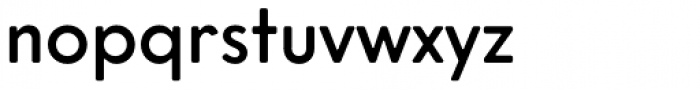 Intervogue Soft Alt Medium Font LOWERCASE