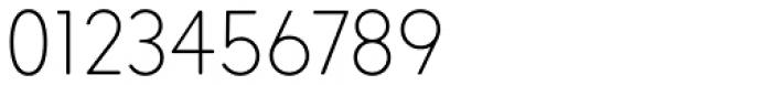 Intervogue Soft Alt Thin Font OTHER CHARS