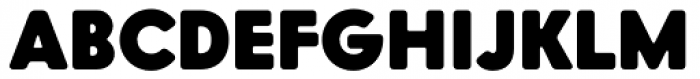 Intervogue Soft Alt Ultra Font UPPERCASE