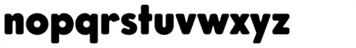 Intervogue Soft Alt Ultra Font LOWERCASE