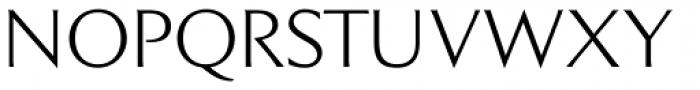 Intrinseca Light Font UPPERCASE