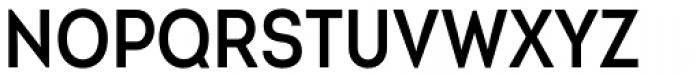 Intro Cond SemiBold Alt Font UPPERCASE