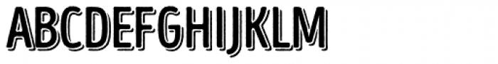 Intro Head B Base Shade Font UPPERCASE
