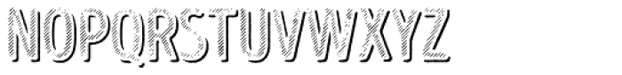 Intro Head B L Shade Font UPPERCASE