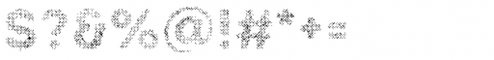 Intro Rust H2 Fill Font OTHER CHARS