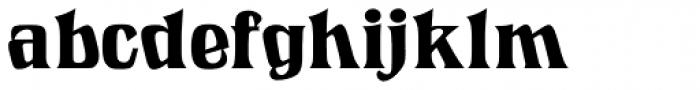 Introspect URW Book Font LOWERCASE