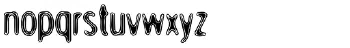 Intruder AOE Font LOWERCASE