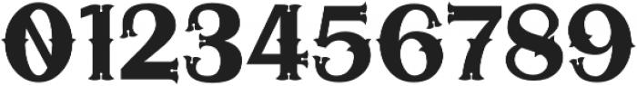 Iorek Byrnison ornate otf (400) Font OTHER CHARS