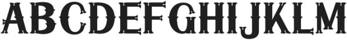 Iorek Byrnison otf (400) Font UPPERCASE