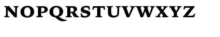 Iowan Old Style BT Black Small Cap Font LOWERCASE