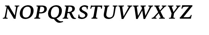 Iowan Old Style BT Bold Italic Font UPPERCASE