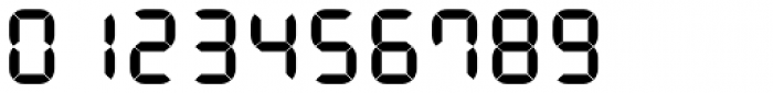 ION C Medium Font OTHER CHARS