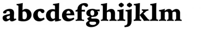 Iowan Old Style BT Black Font LOWERCASE