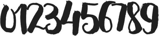 Ipsum Script ttf (400) Font OTHER CHARS
