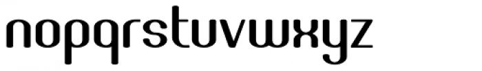 Ipscus Font LOWERCASE