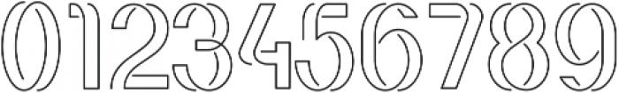 Irene ttf (300) Font OTHER CHARS