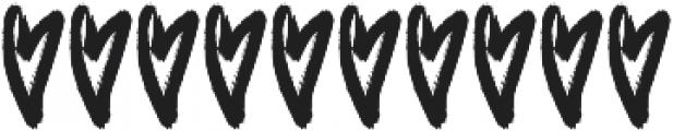 IriskaExtra otf (400) Font OTHER CHARS
