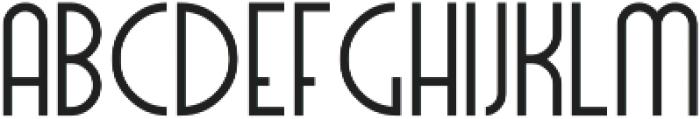 Ironclad Light otf (300) Font UPPERCASE