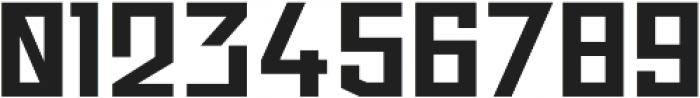 Ironfield CF Bold otf (700) Font OTHER CHARS