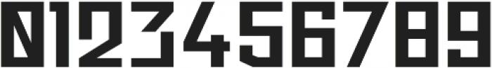Ironfield CF Bold ttf (700) Font OTHER CHARS