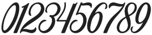 Ironhead Script otf (400) Font OTHER CHARS