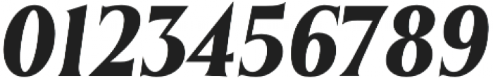 Irreverent Bold Italic otf (700) Font OTHER CHARS