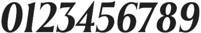 Irreverent Semibold Italic otf (600) Font OTHER CHARS