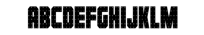 Iron Forge Condensed Font LOWERCASE