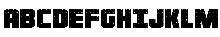 Iron Forge Expanded Font UPPERCASE