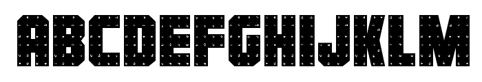 Iron Forge Regular Font LOWERCASE