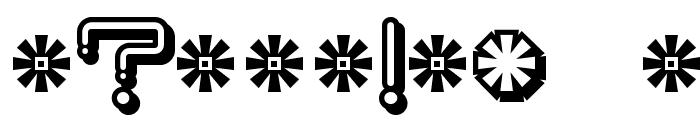Iron Lounge Smart Dot Font OTHER CHARS