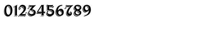Irish Stout BB Regular Font OTHER CHARS