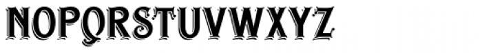 Irish Stout BB Font UPPERCASE