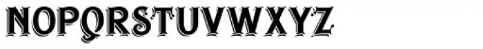 Irish Stout BB Font LOWERCASE