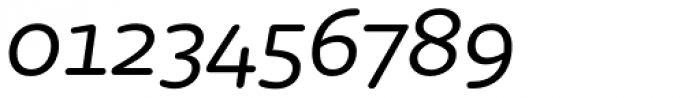 Irma Text Round Pro Italic Font OTHER CHARS