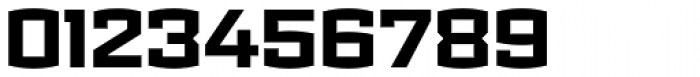 Ironstrike ExtraBold Font OTHER CHARS