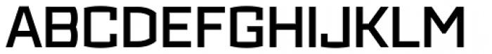Ironstrike SemiBold Font UPPERCASE