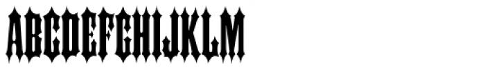 Ironwood Std Font UPPERCASE