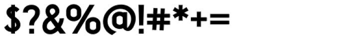 Iru 1 Black Font OTHER CHARS