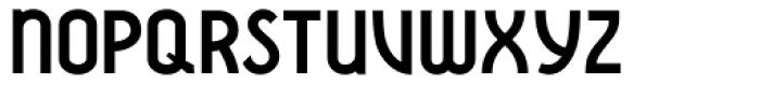Iru 1 Black Font UPPERCASE