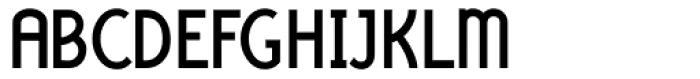 Iru 2 Medium Font UPPERCASE
